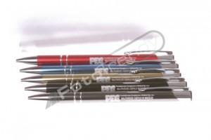 Długopisy reklamowe z nowym logo